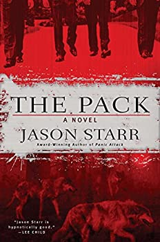 fantasy book reviews Jason Starr The Pack