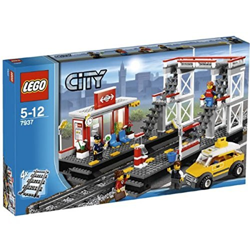 LEGO City - Estación de Tren (7937)