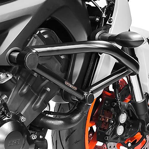 Paramotore per Yamaha MT-09 17-19 Motoguard Protezione motore in alto
