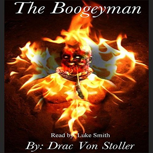 The Boogeyman audiobook cover art