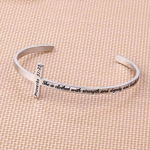 Christian cross bracelets _image1