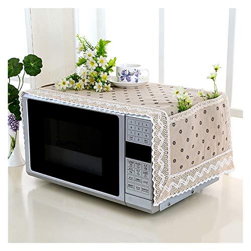 JINAN 1 housse de protection pour four à micro-ondes avec sac de rangement - Accessoires de cuisine - Décoration d'intérieur (couleur : 469894)