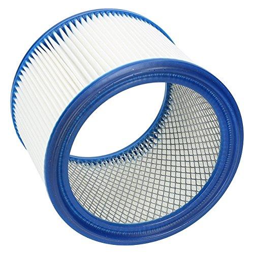 Wessper Filtro de cartucho para aspirador Stihl SE 61/1 (Para uso húmedo y seco)