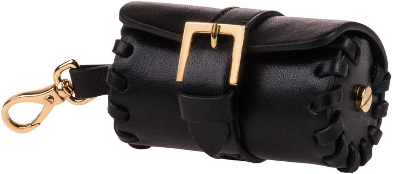 FRIDA Firenze FF184050001O Dispencer Dog Bags  Bon Ton, One Size, Black