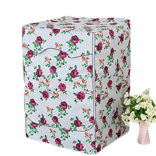 Yinglihua deksel voor wasmachine, stofbescherming, voor wasdrogers met zonne-energie, geschikt voor de meeste wasmachines en drogers
