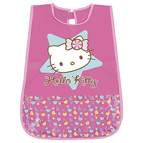 PERLETTI Delantal Infantil Hello Kitty Niña