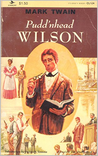 Amazon Com Pudd Nhead Wilson Ebook Twain Mark Kindle Store