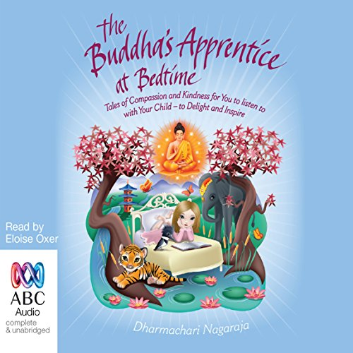 The Buddha's Apprentice at Bedtime audiobook cover art