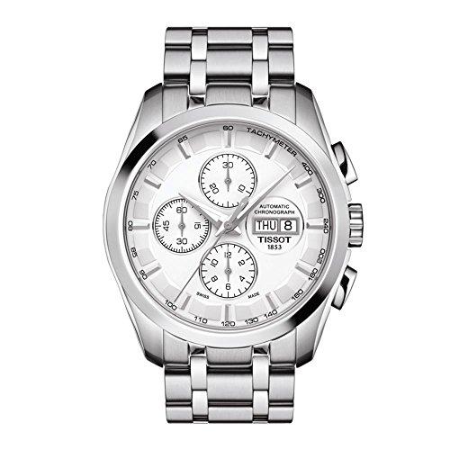 Tissot COUTURIER CHRONO T035.614.11.031.00 Herren Automatikchronograph