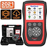 Autel MaxiCheck Pro ABS Autobleed OBD2 Diagnostic Tool, with ABS/SRS...