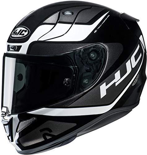 Casco de moto HJC RPHA 11 SCONA MC5, Negro/Blanco, M