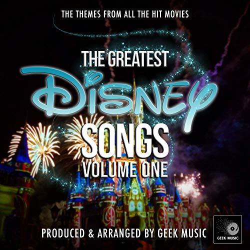 The Greatest Disney Songs, Vol. 1