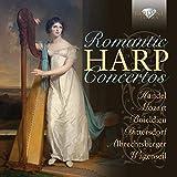 Romantic Harp Concertos - Various