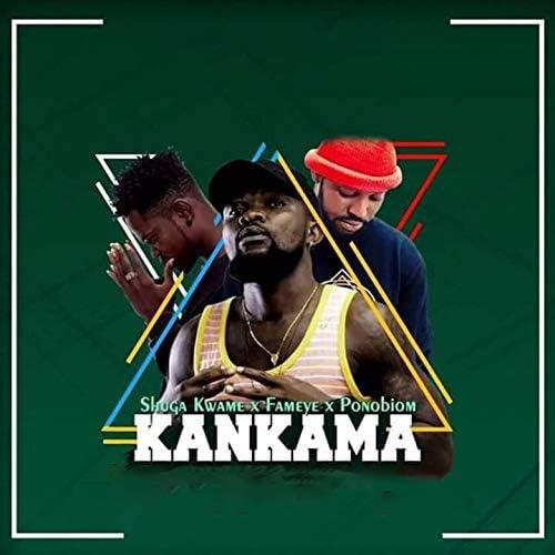 Shuga Kwame feat. FAMEYE & Ponobiom