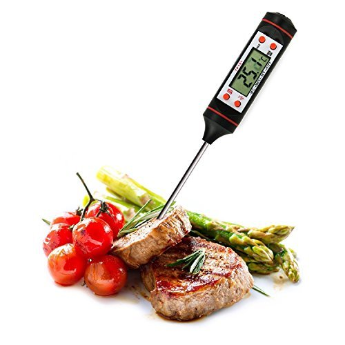 Colala Thermometer - Instant Read best Digital Thermometer for all Food