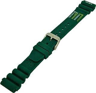 Bracelet de montre N.D.Limits pour Citizen Promaster - En caoutchouc - De 20 à 22mm