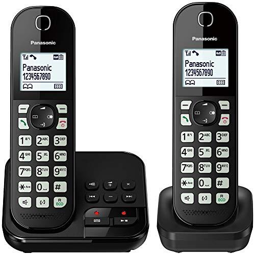 Panasonic KX-TGC462GB schwarz