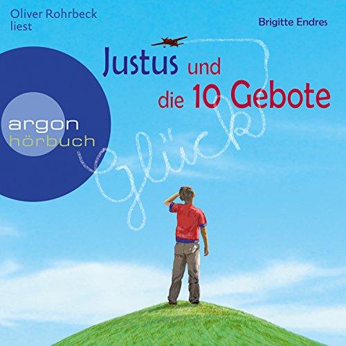 Justus und die 10 Gebote Titelbild