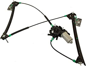 Power Window Lift Regulator with Motor Assembly Driver Front Replacement for 97-04 Chevrolet Corvette C5 10344131