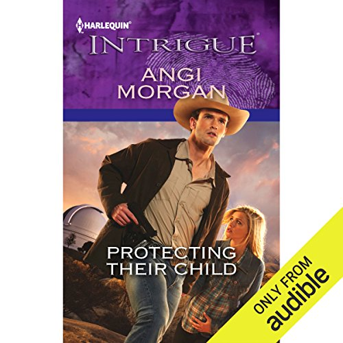 Protecting Their Child audiobook cover art