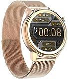 F81 Smart Watch Temperatura de la piel, tasa respiratoria, presión...