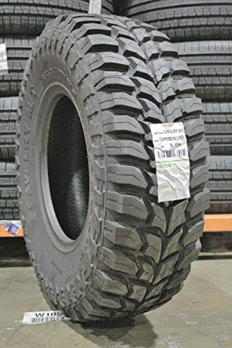 Road One Cavalry M/T Mud Tire RL1264 31 10.50 15 31×10.50-15, C Load Rated
