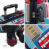 Zoom IMG-2 itaca travel cabin valigia rigida