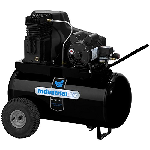 Industrial Air IPA1882054 20-Gallon Belt Driven Air...