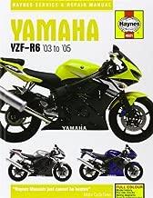 Best yamaha r6 service manual 2006 Reviews
