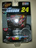 2007 Jeff Gordon #24 Dupont Monte Carlo Talladega Win April 29, 2007 1/64 Scale & Bonus Magnet Photo Highlights Hood Winners Circle