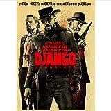JQQBL Poster Quentin Tarantino Film Kill Bill/Django
