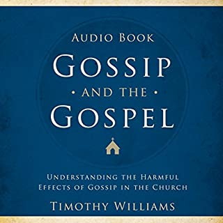 Gossip and the Gospel                   By:                                                                                                                                 Timothy Williams                               Narrated by:                                                                                                                                 Simon Vance                      Length: 3 hrs and 1 min     2 ratings     Overall 4.5
