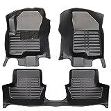 fussmattenprofi.com Tapis de Sol Voiture 3D Premium sur Mesure Adapté pour Jeep...