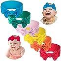 6-Pack ZURLEFY Baby Headbands