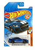 DieCast Hotwheels 2020 Ford Mustang Shelby GT500 (Blue) 248/25 [Muscle Mania 1/10]