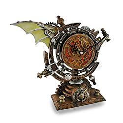 The Vault at Alchemy Halloween Party The Stormgrave Chronometer Clock