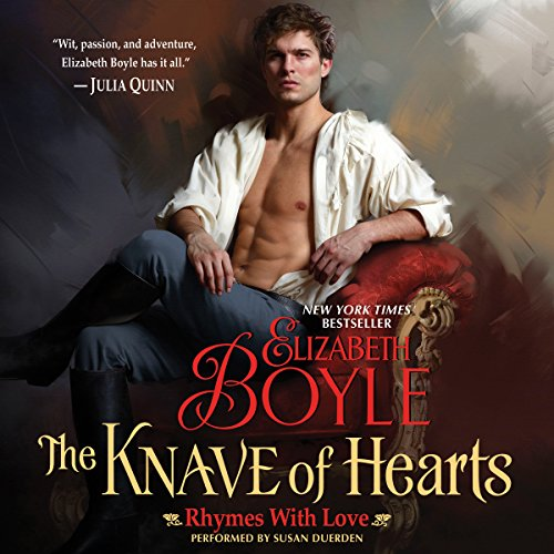 The Knave of Hearts audiobook cover art