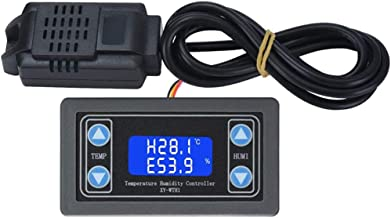 Baalaa XY-WTH1 6-30V Digitale Display Constante Temperatuur Vochtigheid Incubator Controller Dual Output Thermostaat voor ...