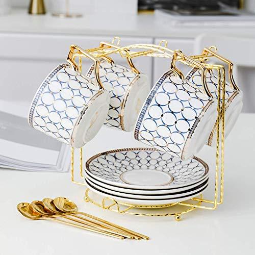 Ceramiczna zestaw herbaty garnek czajnik odporny na ciepło zaprośnik bouilloire EEPOT filiżanki kubki kubki złoto szklany imbryk TNSYGSB