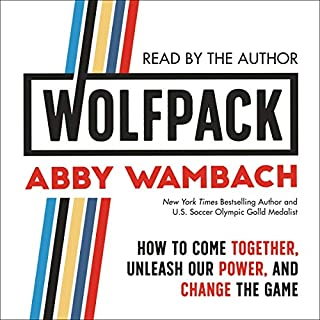 WOLFPACK     How to Come Together, Unleash Our Power, and Change the Game              De :                                                                                                                                 Abby Wambach                               Lu par :                                                                                                                                 Abby Wambach                      Durée : 1 h et 10 min     Pas de notations     Global 0,0