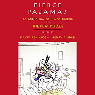 Fierce Pajamas cover art