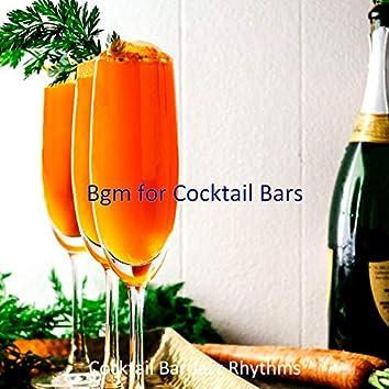 Bgm for Cocktail Bars