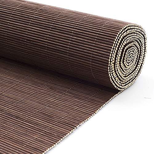 HMM Bambusrollo 120 Cm Breit Holzrollo Weiss Rollo Bambus Außenbereich Rollo Holz Bambusrollo Nach Maß/mit Montagezubehör