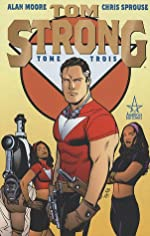 Tom Strong Tome 3 d'Alan Moore