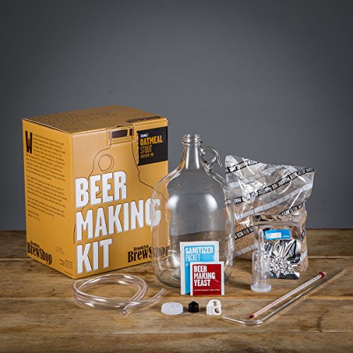 Brooklyn Brewshop - Kit de cerveza diy