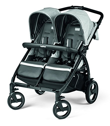 Product Image of the Peg Perego Book for Two Baby Stroller, Atmosphere