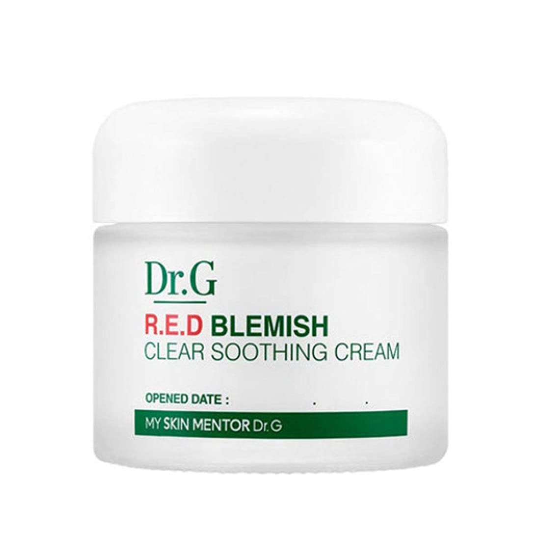 教育メンテナンス平行ドクターGレッドブレミッシュクリアスージングクリーム70ml水分クリーム、Dr.G Red Blemish Clear Soothing Cream 70ml Moisturizing Cream [並行輸入品]
