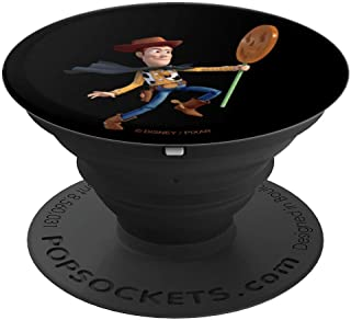 Disney PIXAR Toy Story Halloween Woody in Superhero Cape - PopSockets Grip and Stand for Phones and Tablets