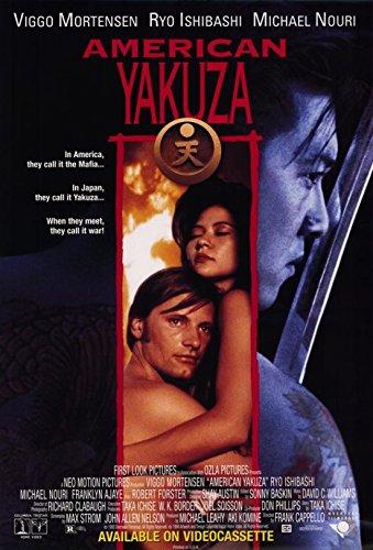 American Yakuza Movie Poster (27,94 x 43,18 cm)