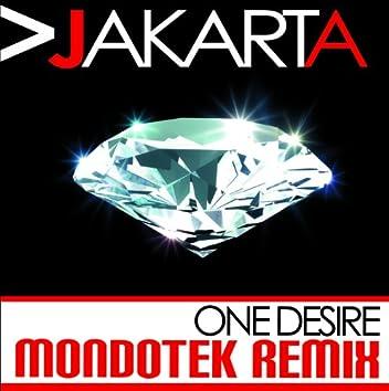 One Desire (Mondotek Edit Mix)